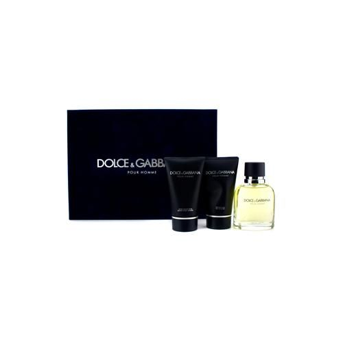 Pour Homme Coffret  Eau De Toilette Spray 75ml 2.5oz + After Shave Balm  50ml 1.6oz + Shower Gel 50ml 1.6oz 3pcs 31a2f6ef3daf