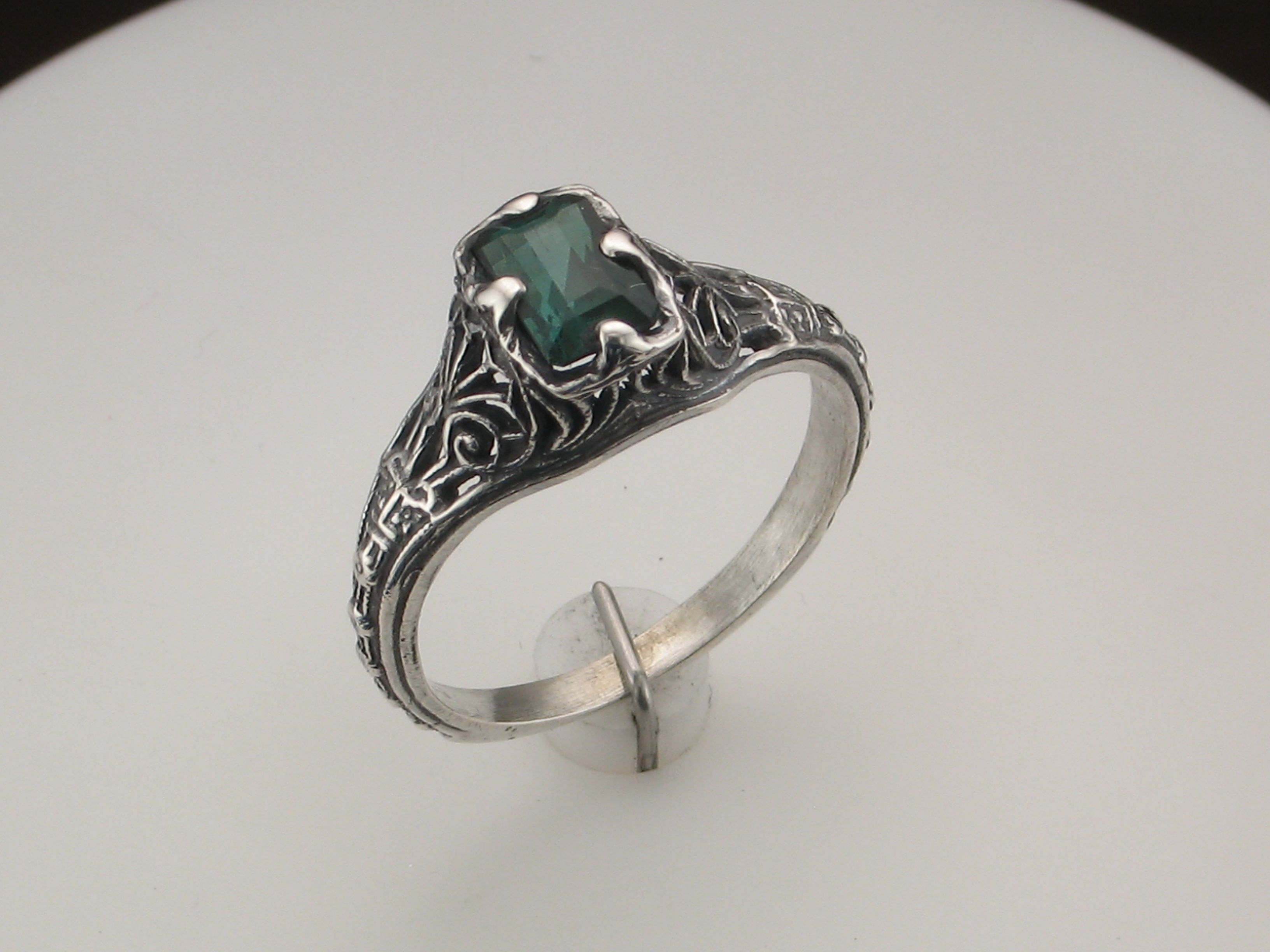 rains ring the teal rings icing fashion on jewelry island tacori