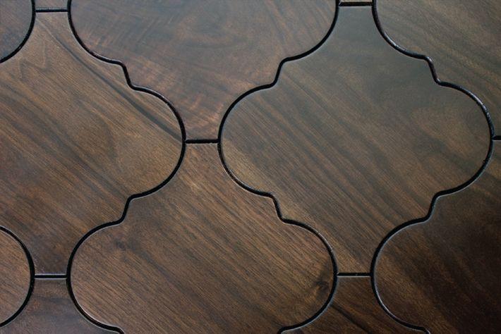 yep    cool floor design!