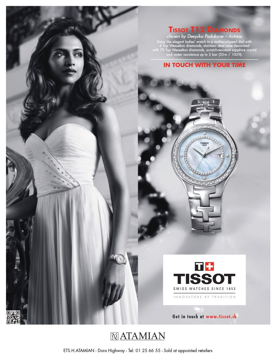 #Tissot T12 with #diamonds and mother of pearl dial # ...