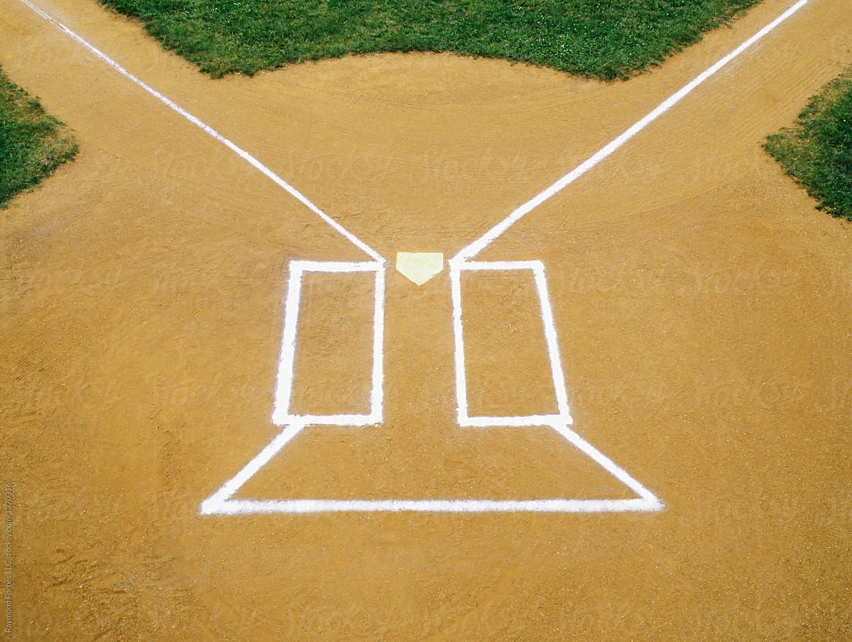 Batters Box On Baseball Diamond By Raymond Forbes Llc Abstract Texture Photography Background B In 2020 Texture Photography Background For Photography Art Background