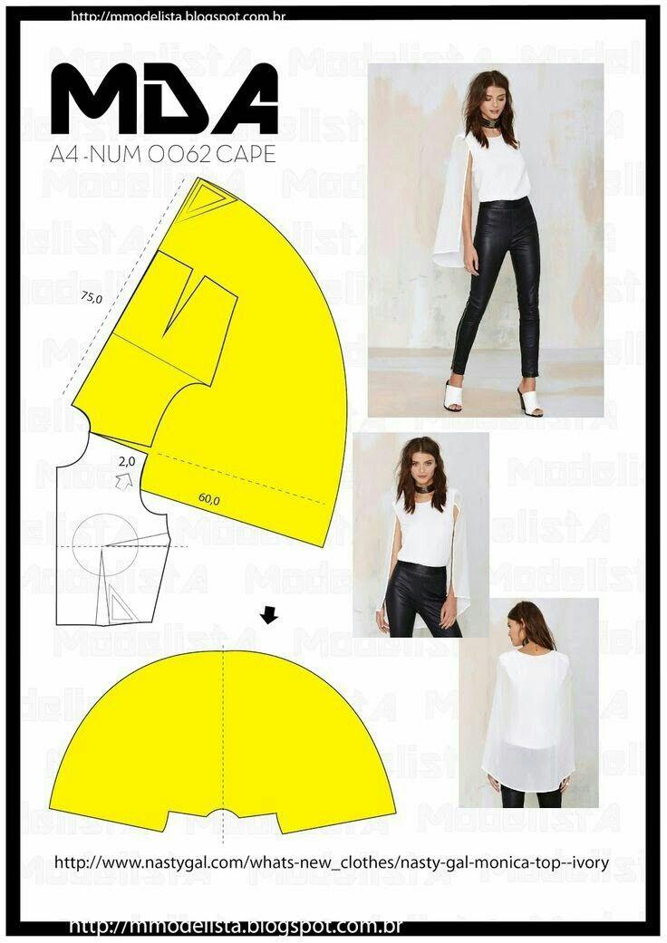 Pin de Queen en Fustane | Pinterest | Patrones, Blusas y Costura