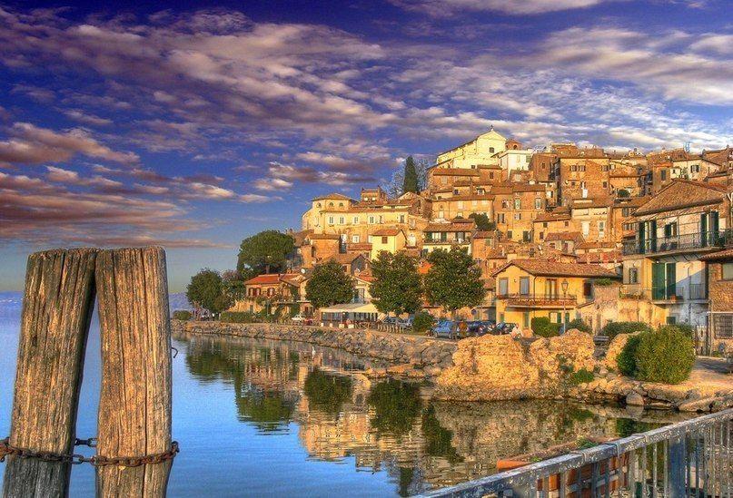 Ангвиллара-Сабация — город в Италии, расположен в регионе Лацио.