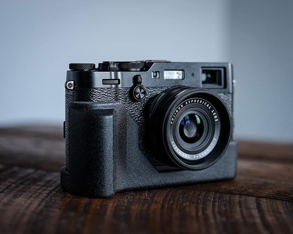 J B  Camera Designs Fuji X100F Grip-Case BRAND NEW Unopened