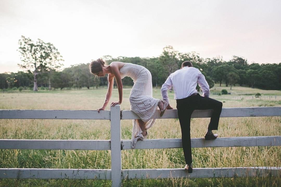 If My Wedding Isn T On A Farm We Don Get