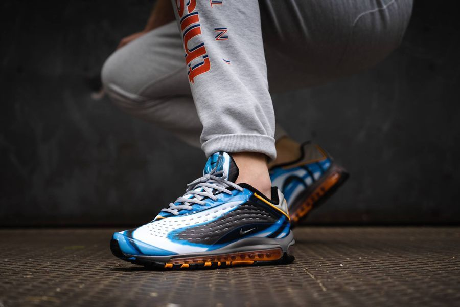 timeless design 2460b 321a7 Nike Air Max Deluxe OG On-Foot | Nike Air Max 99 Deluxe in 2019 ...