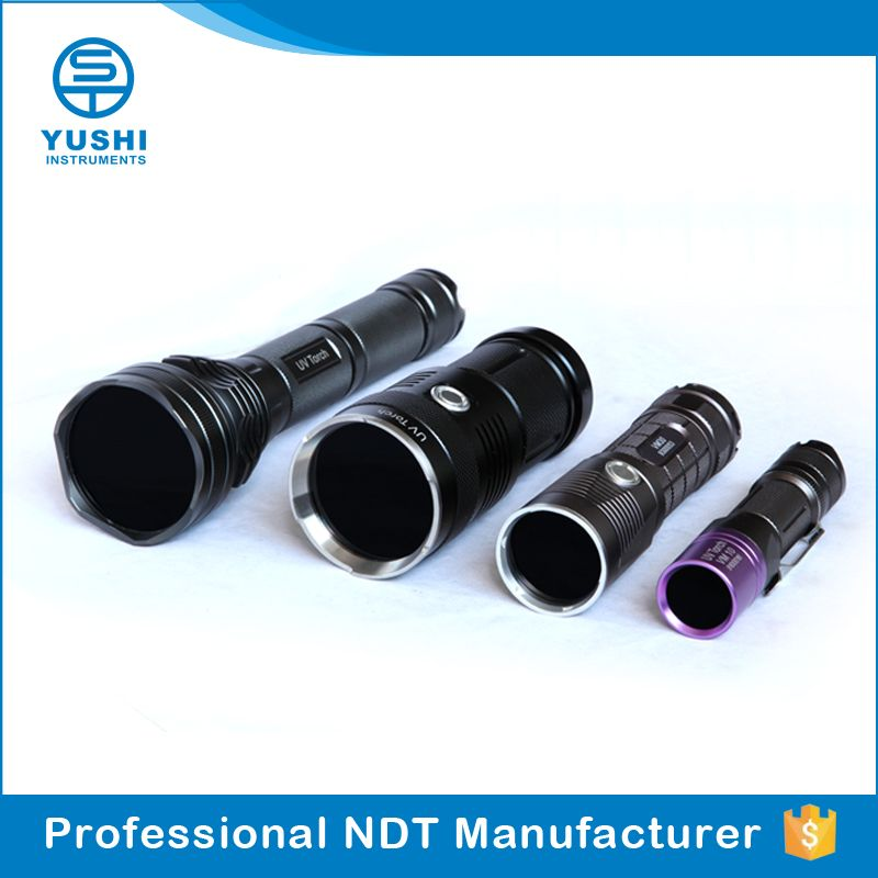 Check Out This Product On Alibaba.com App:YUSHI VM70 UV LED Flashlight Torch
