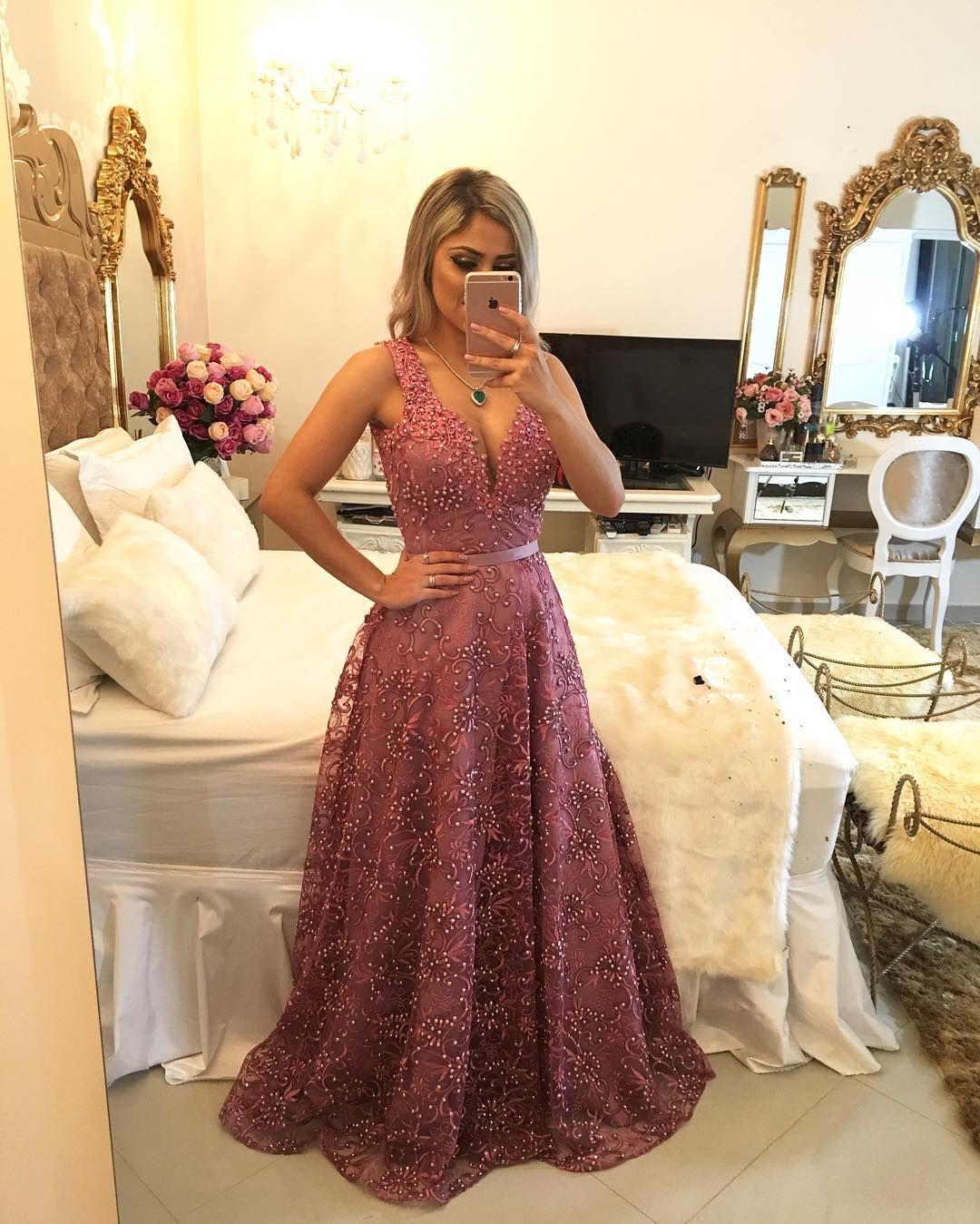Vestidos fiesta instagram