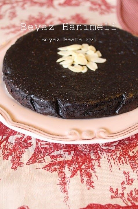 Beyaz Hanimeli Cikolatali Lezzetler Leziz Pastalar Gida Pasta