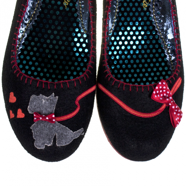 Irregular Choice | Womens | Irregular Choice Mutiny | Scottie Low