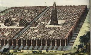 Lost cities #1: Babylon – how war almost erased 'mankind's greatest heritage site' | Cities | The Guardian