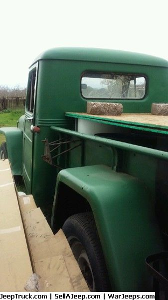 Used Jeeps and Jeep Parts For Sale - 1947 Willys Truck | Jeeps