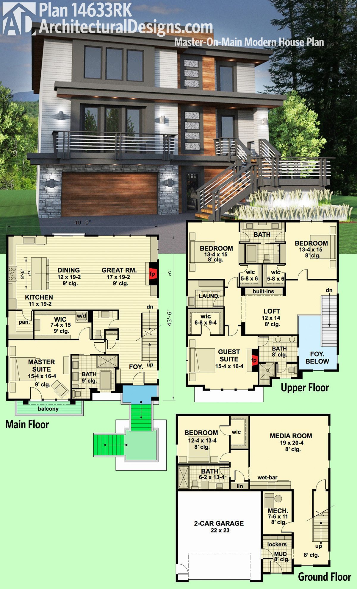 2 Storey House Plans Philippines With Blueprint Fresh Plan Rk Master Main Modern House Plan Pinterest House Blueprints Modern House Plan House Plans