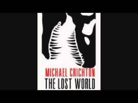 Michael Crichton ztracený svět