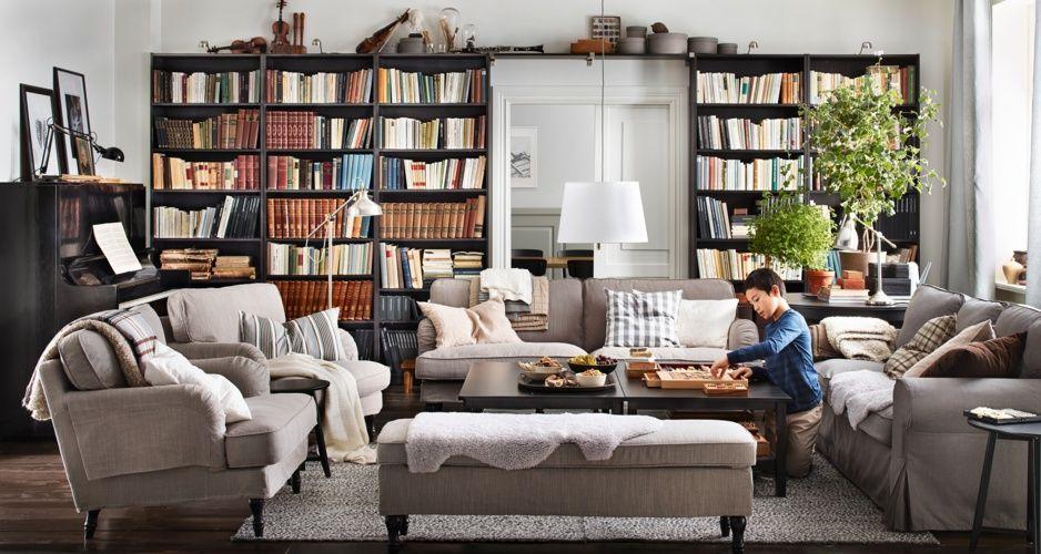Bildergebnis Für Ikea Wohnzimmer