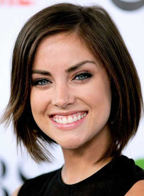 30 Short Haircuts For Lighten Up Your Thin Hair Oval Face Hairstyles Thick Hair Styles Oval Face Haircuts