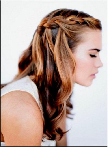 Peinados Para Ir A Fiestas En La Playa Peinados Pinterest - Peinados-para-ir-de-fiesta