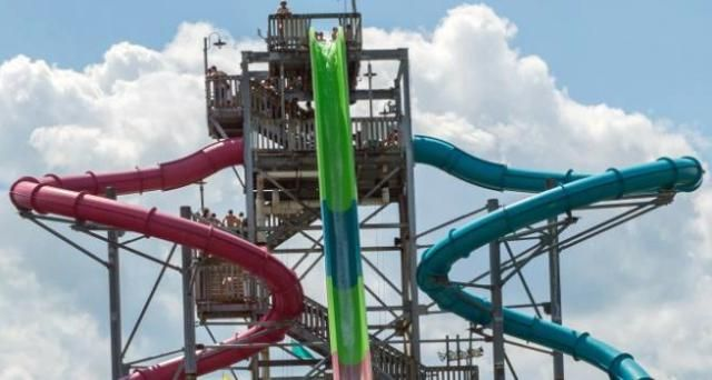 The 8 Best Rides At Six Flags New Jersey S Hurricane Harbor Hurricane Harbor Six Flags Great Adventure Water Park