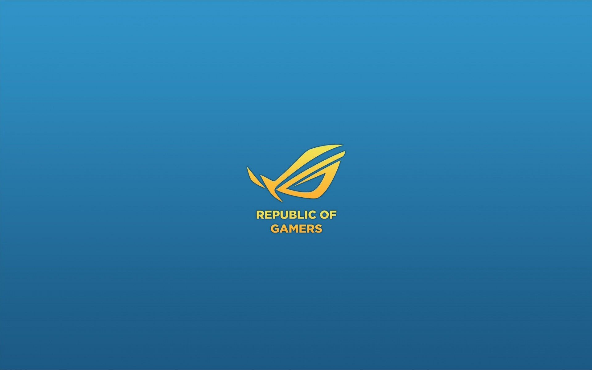 Blue and yellow asus rog wallpaper wallpapers in 2019 - Asus x series wallpaper hd ...