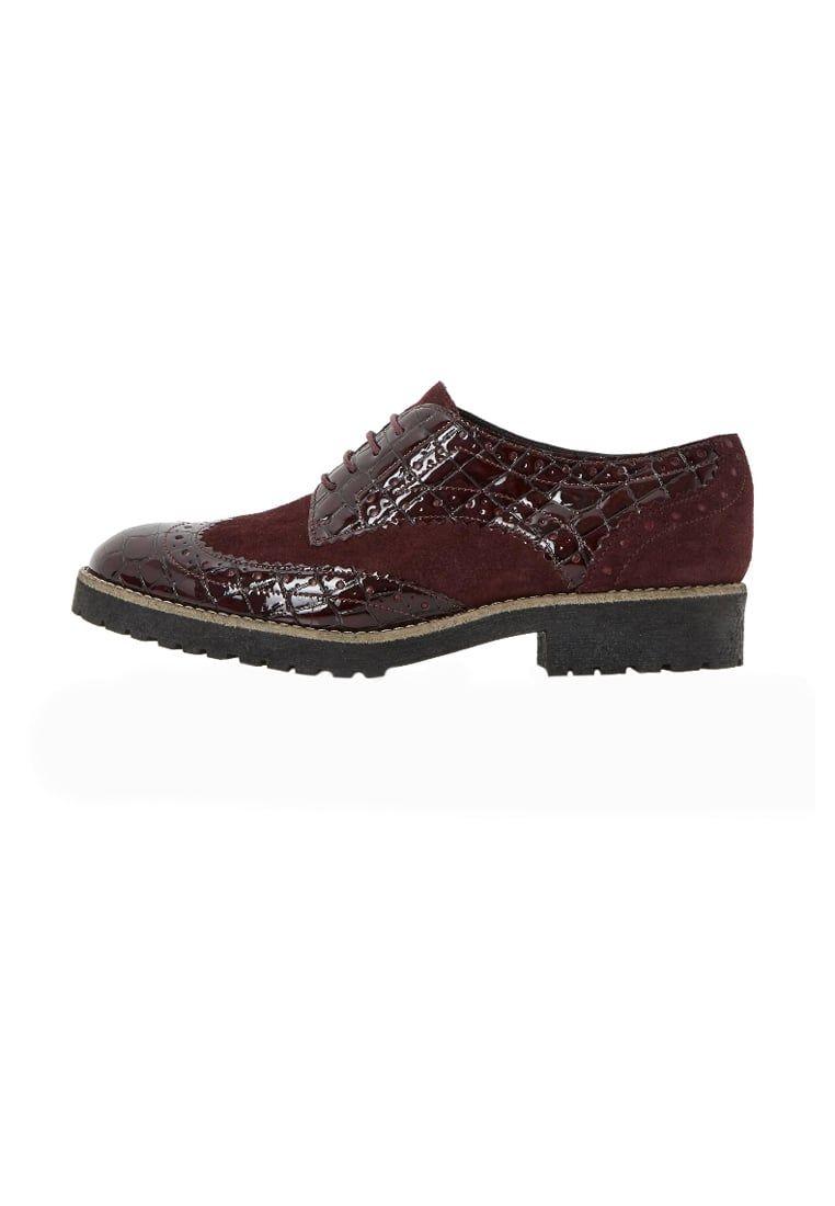 en venta 635c7 5aa16 zapatos con cordones de mujer gran catálogo en zalando ...