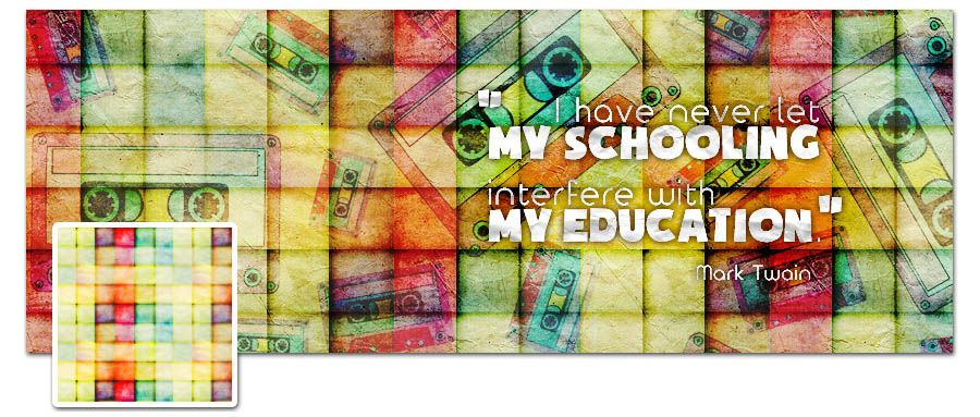 Timeline Cover I Have Never Let My Schooling Interfere