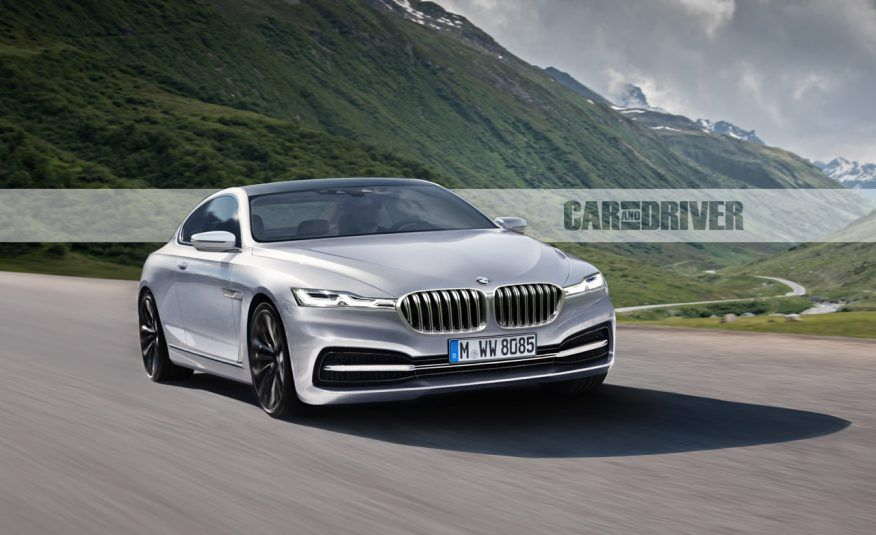 View 2018 BMW 8-series: Spy Photos Photos from Car and Driver ...