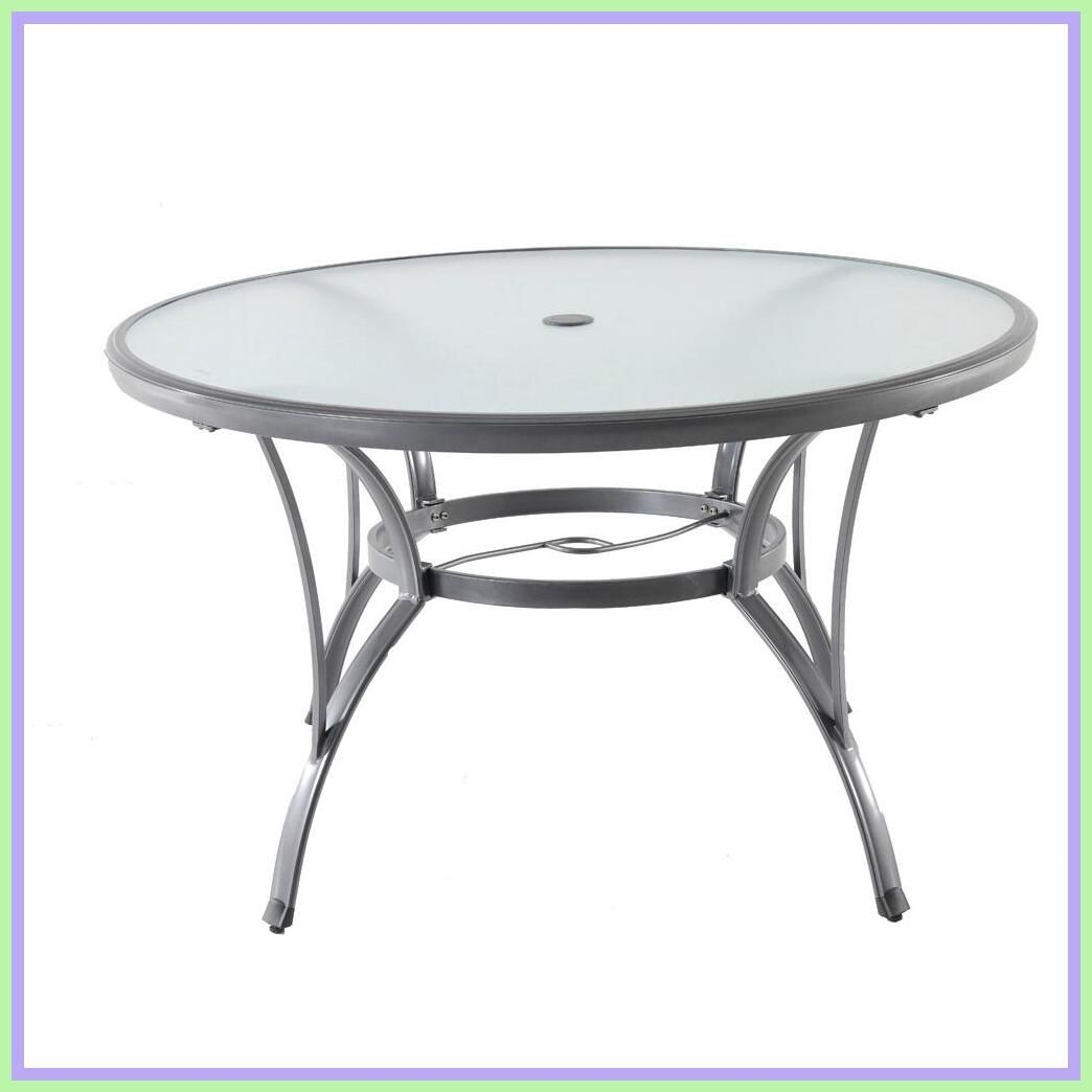 89 Reference Of Replacement Glass Patio Table Tops Hampton Bay In 2020 Round Patio Table Round Glass Table Patio Table Top