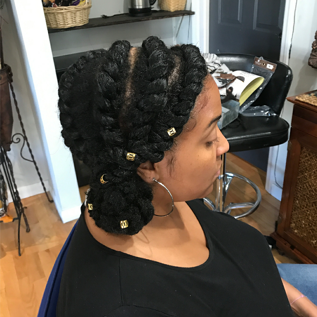 Pin by New Beginnings Natural Hair St on BEAUTIFUL NATURAL