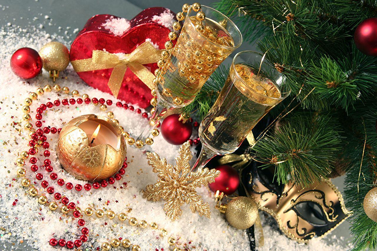 Обои рождество, украшение, шар, шарик. Праздники foto 10