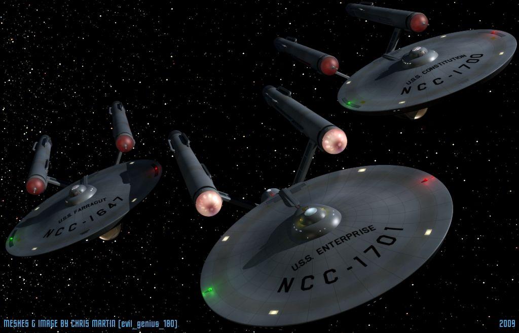 Resultado de imagem para constitution class enterprise star trek