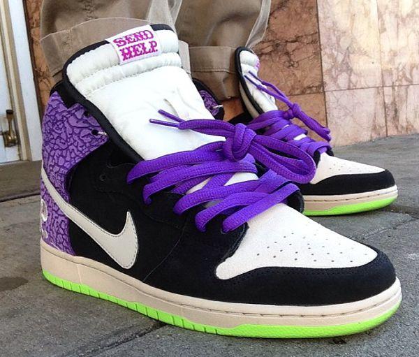 separation shoes 4b0cb 13355 Nike Dunk x Concepts, Black Rain, Nike SB project BA, Trainerendor...  Découvrez les sneakers qui ont animé lannée.