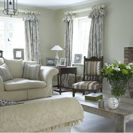 Gray Muted Shades For Living Room  Grey Is The New Black Gorgeous White On White Living Room Decorating Ideas Decorating Inspiration