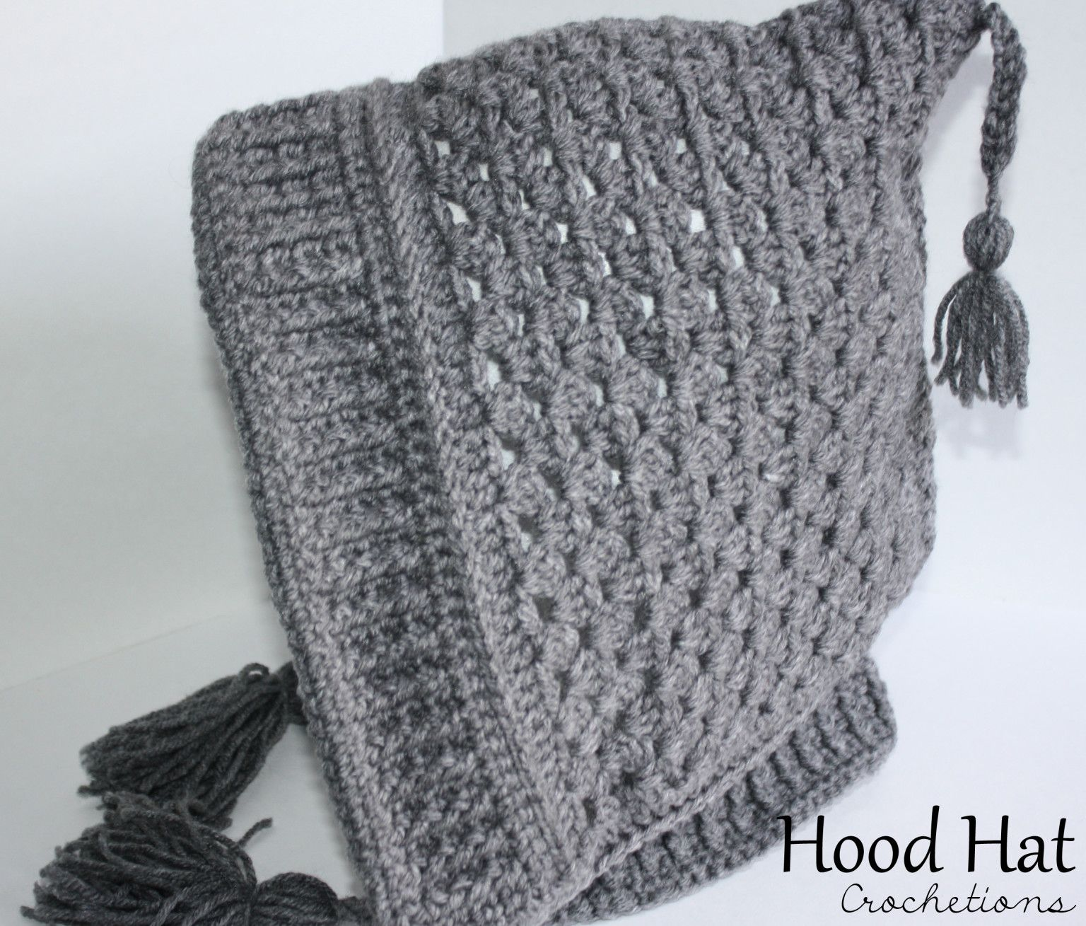 This beautiful crochet hood with tassels hat can be worn with any this beautiful crochet hood with tassels hat can be worn with any outfit and can bankloansurffo Gallery