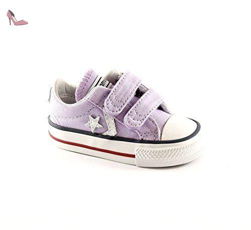 8a316eb6a556a CONVERSE 724689 chaussures de lavande toutes les larmes de bébé étoiles 20  - Chaussures converse ( Partner-Link)