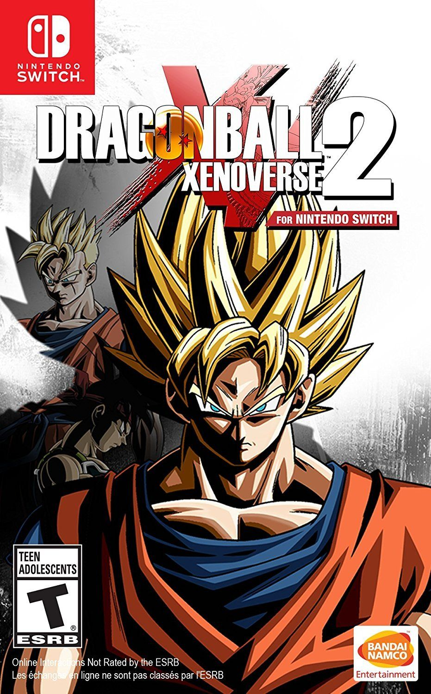 Dragon Ball Xenoverse 2 Nintendo Switch Juegos De Nintendo Para