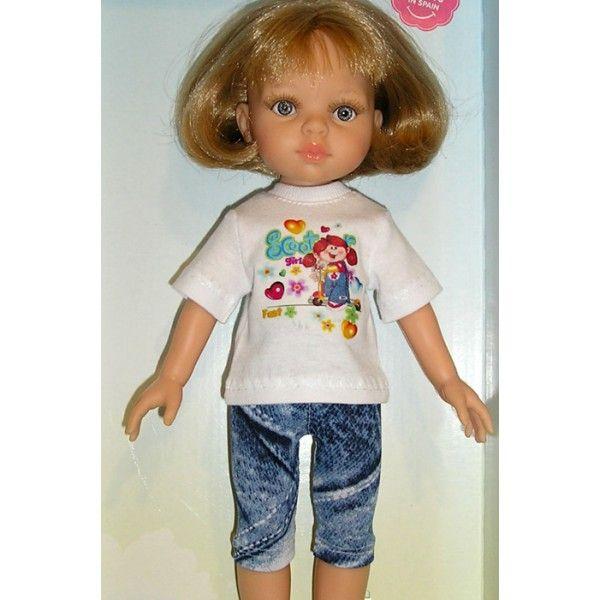 Кукольное ателье. Комплект Скутер на куклу Паола Рейна 32 см арт. 16089