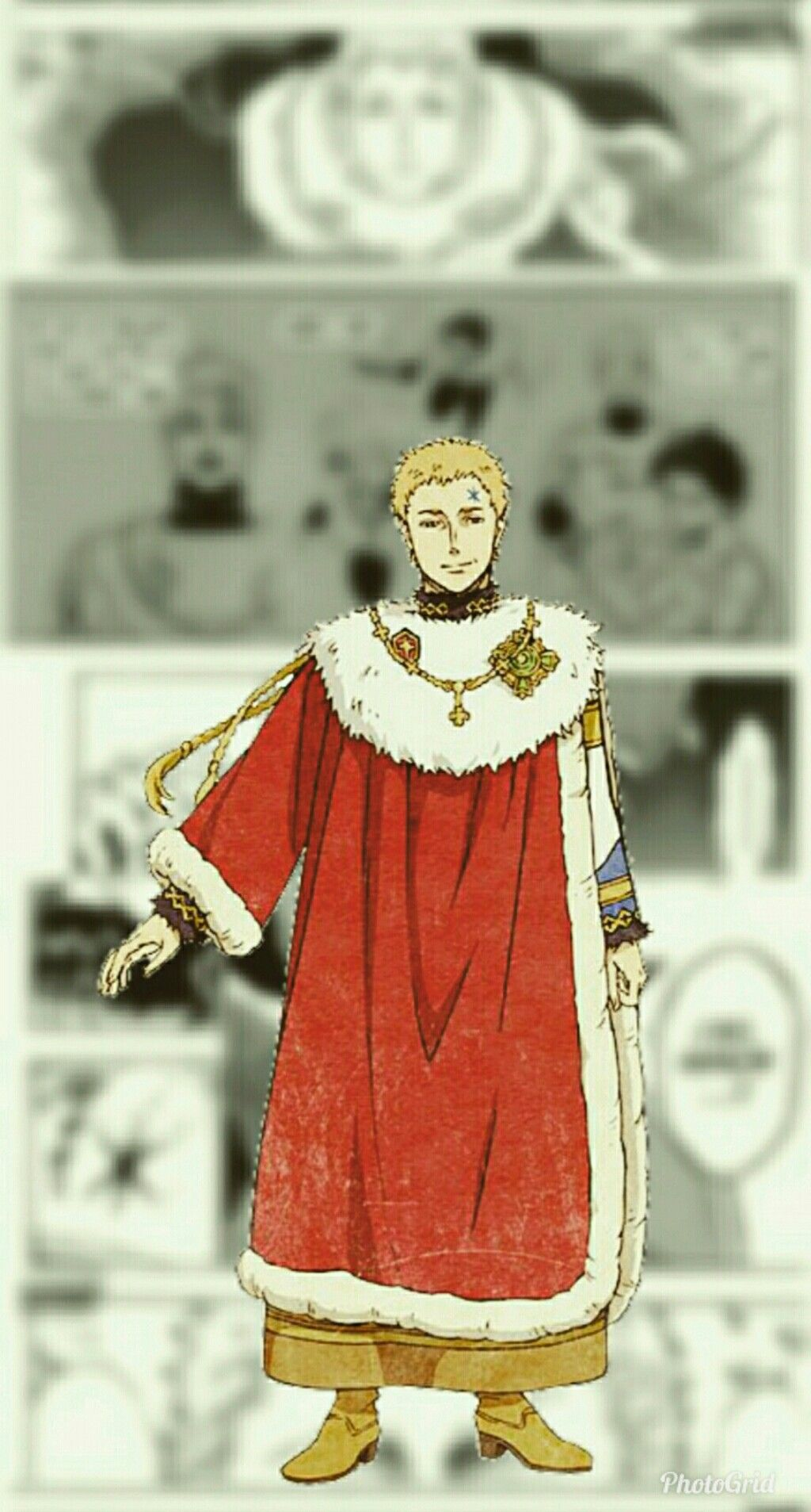 Black Clover Rey Mago Julius Novachrono Did you scroll all this way to get facts about julius novachrono? black clover rey mago julius novachrono
