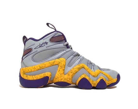 "Adidas Crazy 8 Jeremy Lin ""Lakers"""