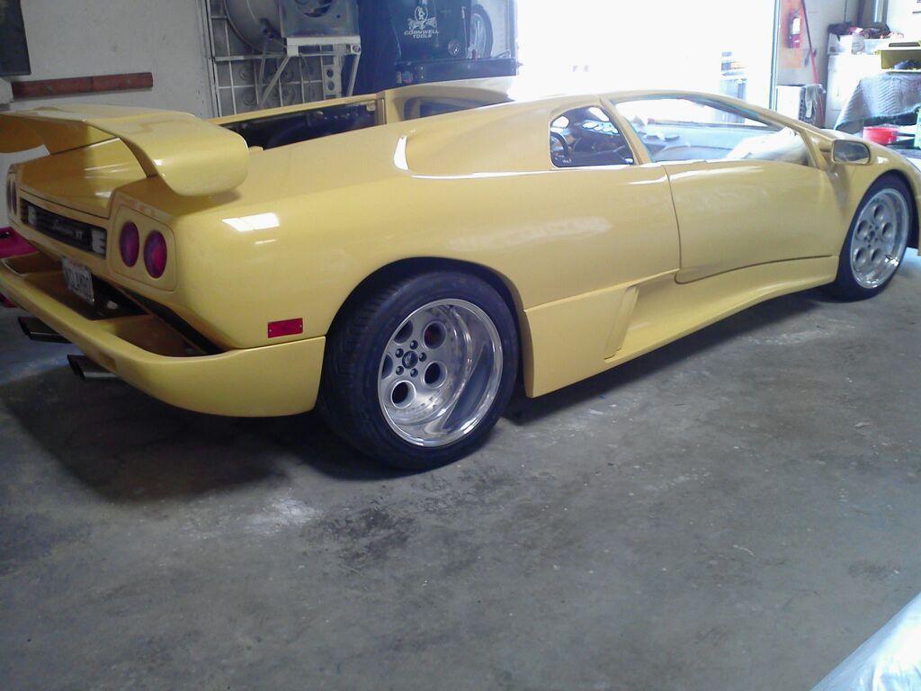 1987 Diablo VT Replica | Replica cars for sale | Pinterest ...