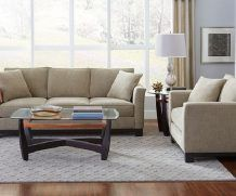Kenton Fabric Sofa Look Awesome In Living Room