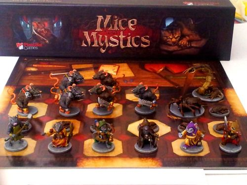 Mice and Mystics | Image | BoardGameGeek