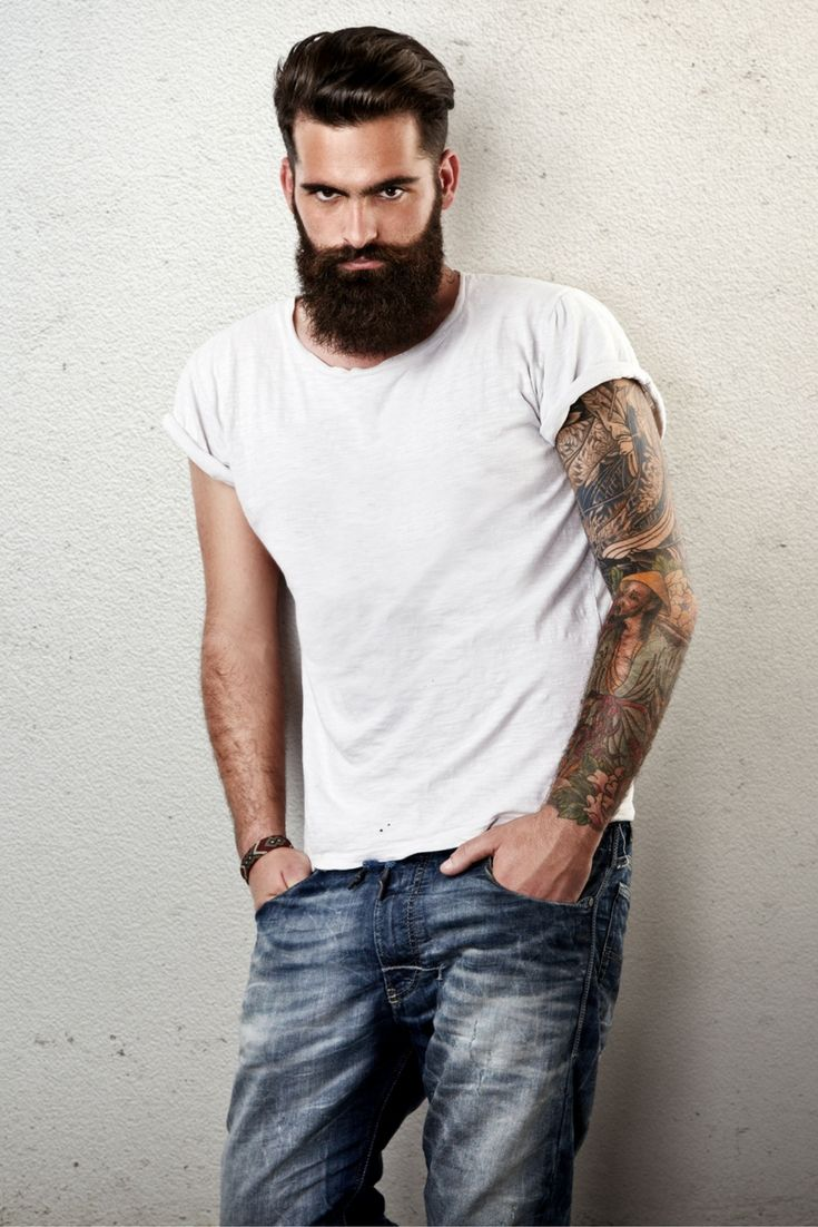 White t shirt fashion tips - When All Else Fails Go With The Plain White T Shirt See More