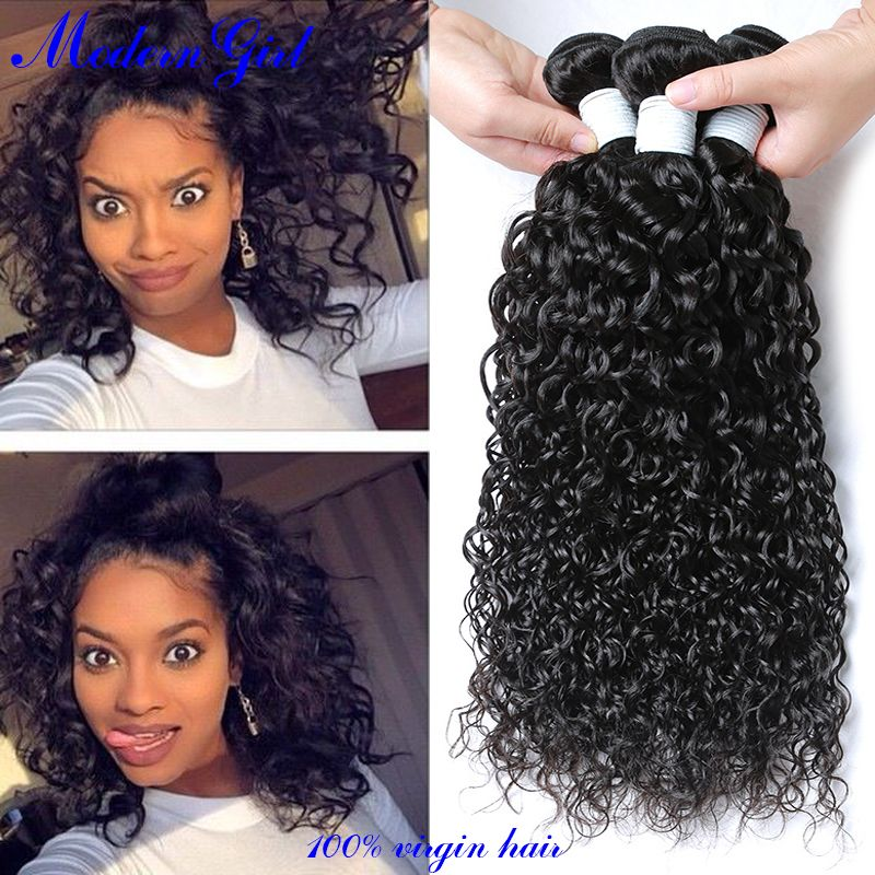 Brazilian virgin hair water wave 3 bundles wet and wavy virgin 7a brazilian water wave 4pcs lot brazillian virgin hair ocean weave wet and wavy virgin brazilian pmusecretfo Gallery