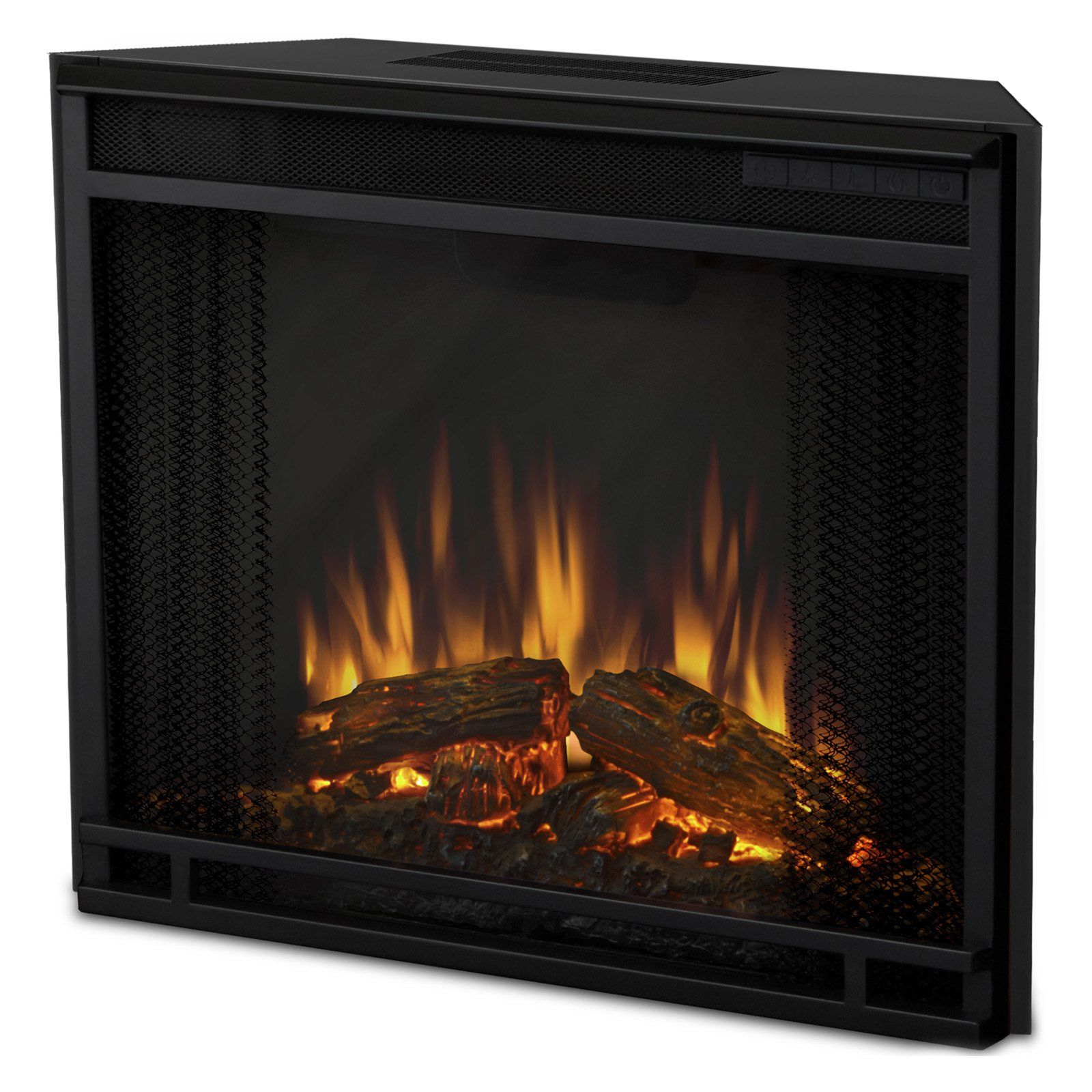 procom 32 zero clearance fireplace insert with remote model