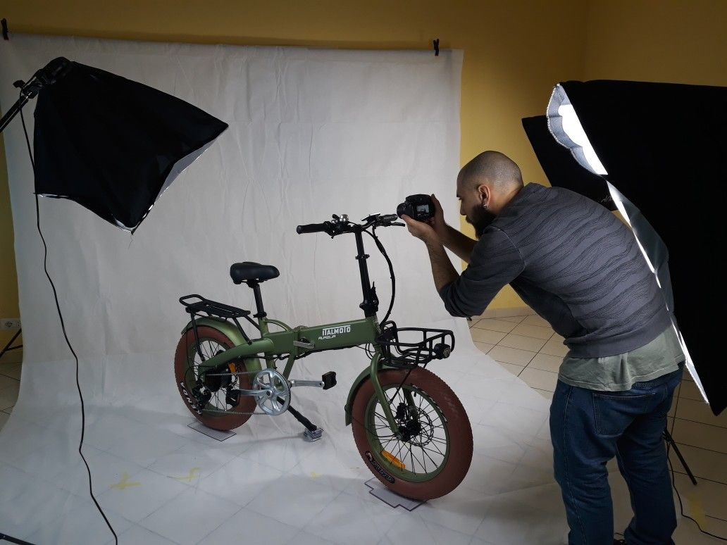Italmoto Aurelia green #ebike #MadeinItaly | e-bike | Pinterest ...
