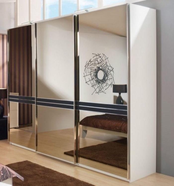 31+ Fascinating & Awesome Bedroom Wardrobe Designs 2019 ... [UPDATED]