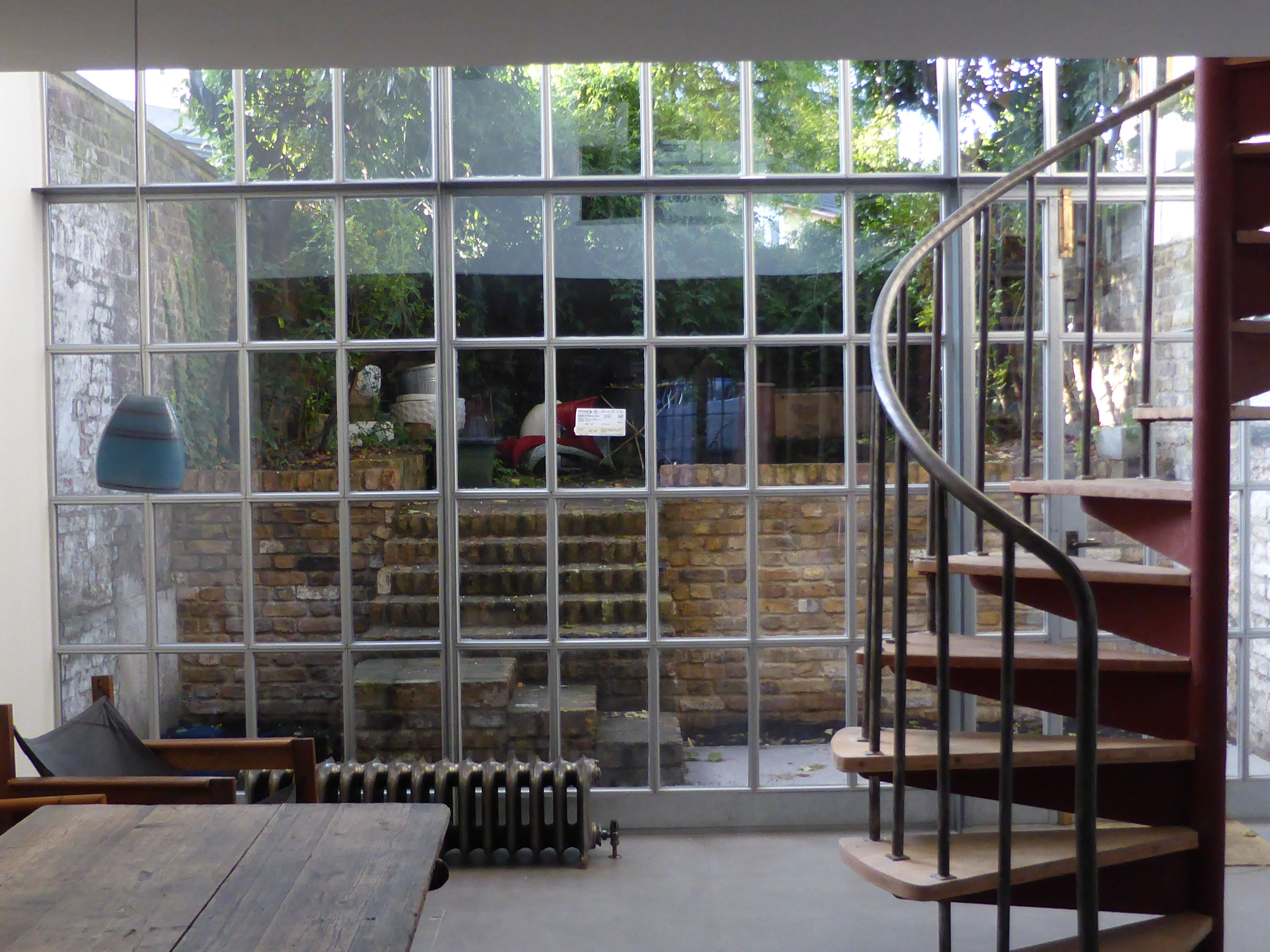 New Stunning Crittall Door Screen Fitted In Islington London By Lightfoot Windows Kent