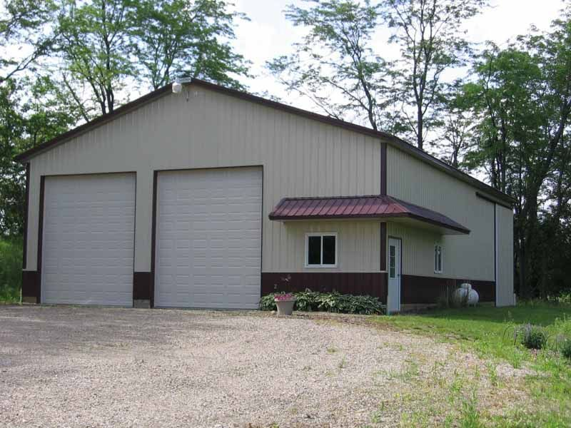 Metal shop buildings with living quarters google search for Garage designs with living quarters