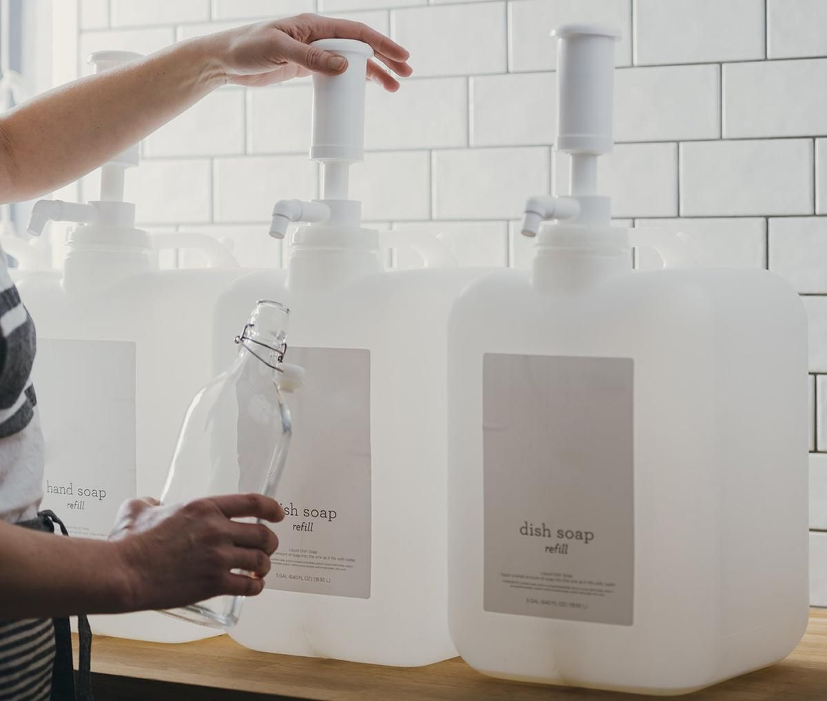 Calgary S Only Dedicated Zero Waste Shop Looks To Meet Growing Demand For Eco Friendly Products Zero Waste Store Zero Waste Homemade Cleaning Products