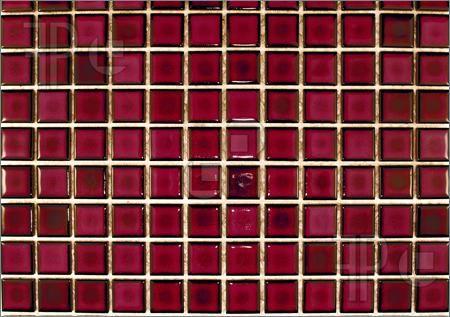 Texture Ceramic Mosaic Tiles In Burgundy Red Colour Ceramic Mosaic Tile Mosaic Tiles Burgundy